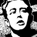James Dean by Curtiss Shaffer