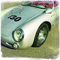 James Dean Porsche Spyder 550 by Nina Prommer