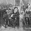 James I Appoints Bacon Lord Chancellor by Science Source