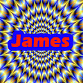 James by Mitchell Watrous