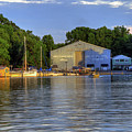 James River Marina 2 by Jerry Gammon