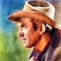 James Stewart, Vintage Hollywood Legend by Frank Falcon