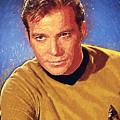 James T. Kirk by Zapista