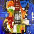 Jammin' by Terri Huffman