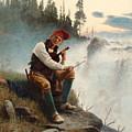 Jamtlands Sagen by Johan Tiren