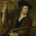 Jan De Hooghe  by Ludolf Bakhuizen