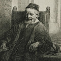 Jan Lutma, The Elder, Goldsmith And Sculptor by Rembrandt