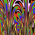 Jancart Drawing Abstract #8455wspc by Tom Janca