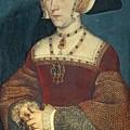 Jane Seymour by Holbein
