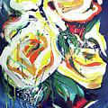Janes Roses II by John Jr Gholson