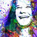 Janis Joplin by Dante Blacksmith