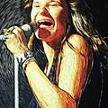 Janis Joplin by Zapista