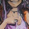 Janis Joplin by Todd Artist