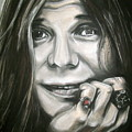 Janis Joplin by Zach Zwagil