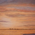January Sunrise  by Lynn ACourt