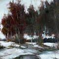 January Thaw by JoAnne Lussier