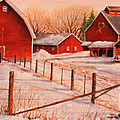 January Thaw by Toni Grote