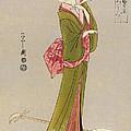 Japan: Geisha, C1794 by Granger