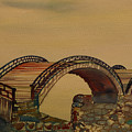 Japanese Bridge by Rosencruz  Sumera