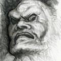 Japanese Demon by Tim Thorpe