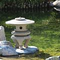 Japanese Friendship Garden 7 by Marta Robin Gaughen