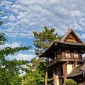 Japanese Garden 3 by Ken Hurst