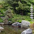 Japanese Garden Iv by Kathy Schumann
