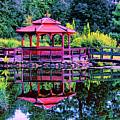 Japanese Garden by Mariola Bitner