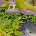 Japanese Garden by Yolanda Koh