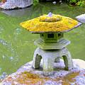 Japanese Lantern by Maro Kentros