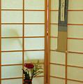 Japanese Tea House by James Kirkikis