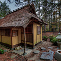 Japanese Tea House by Jerry Gammon