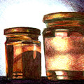 Jars by Raven Creature