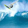Jason Flies Over A Wave by Erik Aeder - Printscapes