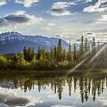 Jasper Glory Rocky Mountain View by Alanna DPhoto