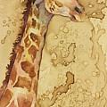 Java Giraffe by Christy Freeman Stark