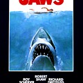 Jaws Movie Poster - 1975 by The Titanic Project