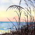 Jax Beach by Mary Lomma