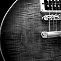 Jay Turser Guitar Bw 1 by Dorothy Lee