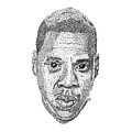 Jay Z by Marcus Price