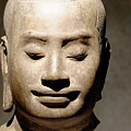 Jayavarman Head by August Timmermans