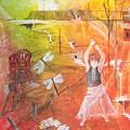 Jayzen - The Little Gypsy Dancer by Jackie Mueller-Jones