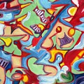 Jazz by  Artist Alfredo Dane Llana