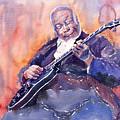 Jazz B.b. King 03 by Yuriy Shevchuk