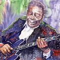 Jazz B B King 06 by Yuriy Shevchuk