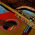 Jazz Band by Lori Kingston