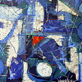 Jazz Bar by Dawn Hough Sebaugh