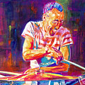 Jazz Beat by David Lloyd Glover