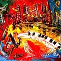 Jazz City by Mark Kazav