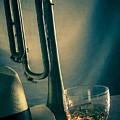 Jazz Club Still Life by Carlos Caetano